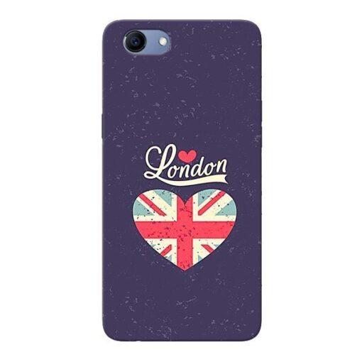 London Oppo Realme 1 Mobile Cover