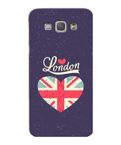 London Samsung Galaxy A8 2015 Mobile Cover