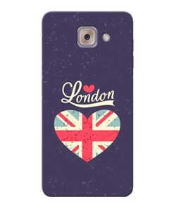 London Samsung Galaxy J7 Max Mobile Cover