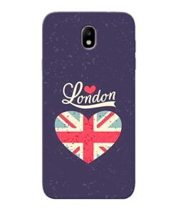 London Samsung Galaxy J7 Pro Mobile Cover