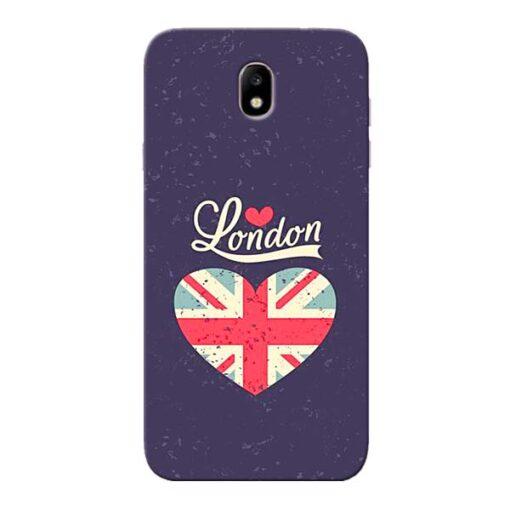 London Samsung Galaxy J7 Pro Mobile Cover