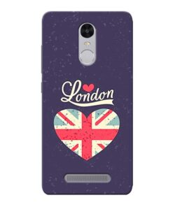London Xiaomi Redmi Note 3 Mobile Cover