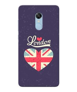 London Xiaomi Redmi Note 4 Mobile Cover