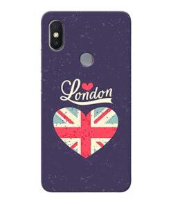 London Xiaomi Redmi S2 Mobile Cover