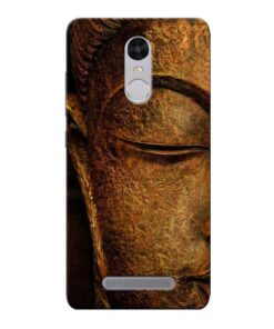 Lord Buddha Xiaomi Redmi Note 3 Mobile Cover