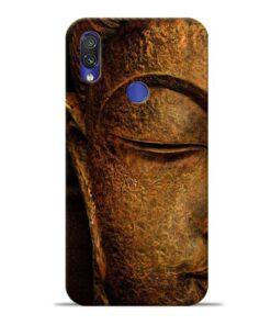 Lord Buddha Xiaomi Redmi Note 7 Mobile Cover