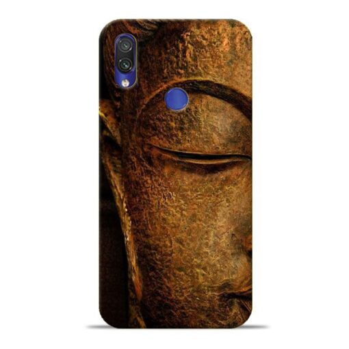 Lord Buddha Xiaomi Redmi Note 7 Mobile Cover