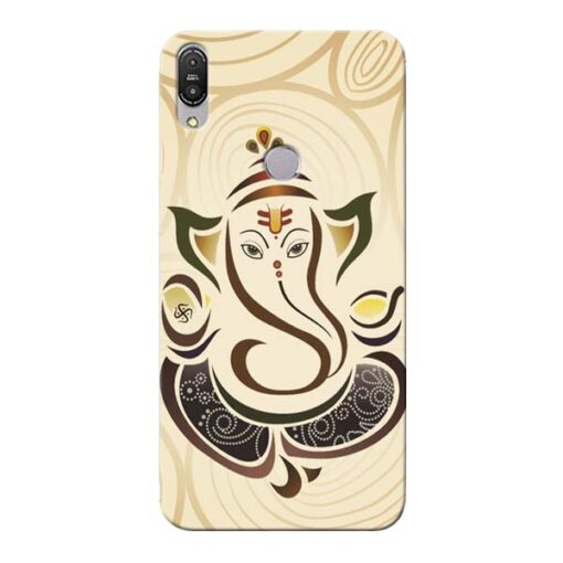 Lord Ganesha Asus Zenfone Max Pro M1 Mobile Cover
