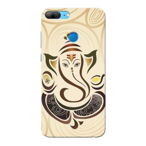 Lord Ganesha Honor 9 Lite Mobile Cover