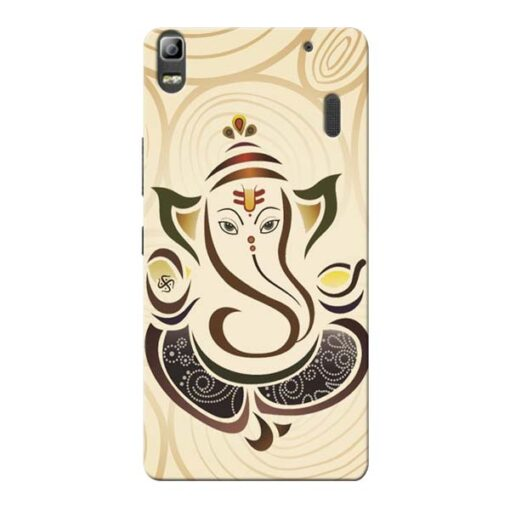 Lord Ganesha Lenovo K3 Note Mobile Cover