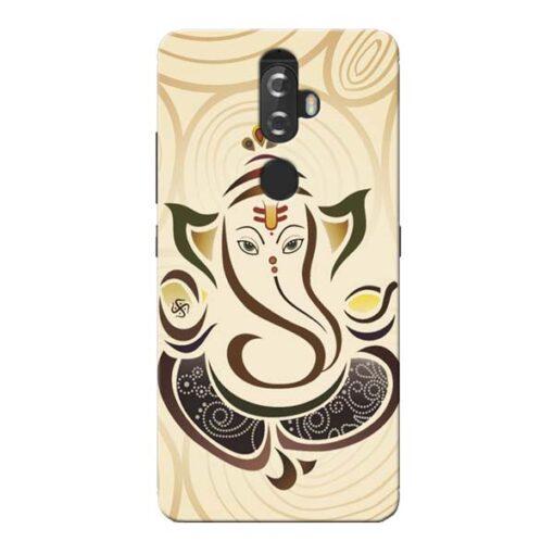 Lord Ganesha Lenovo K8 Plus Mobile Cover