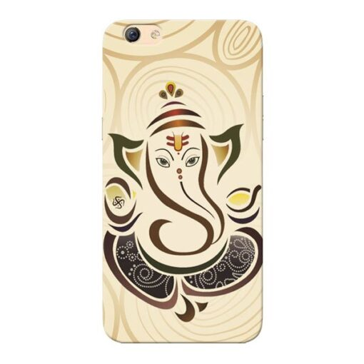Lord Ganesha Oppo F3 Mobile Cover