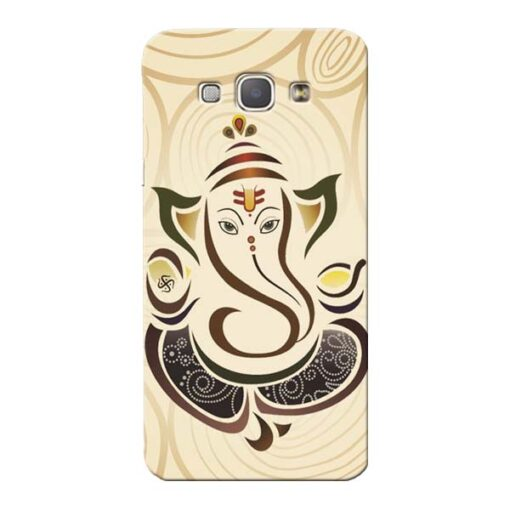 Lord Ganesha Samsung Galaxy A8 2015 Mobile Cover