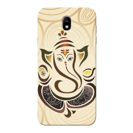 Lord Ganesha Samsung Galaxy J7 Pro Mobile Cover