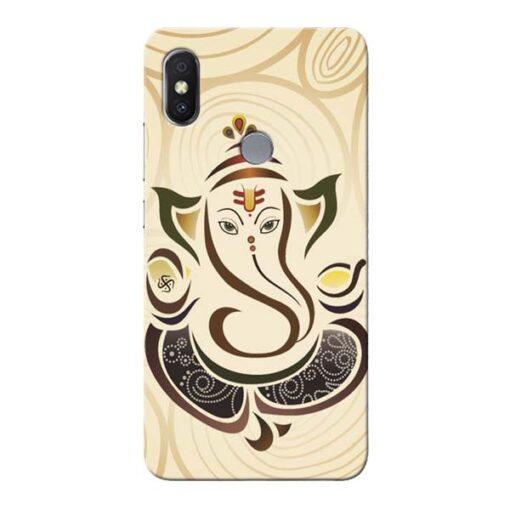 Lord Ganesha Xiaomi Redmi Y2 Mobile Cover