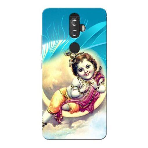 Lord Krishna Lenovo K8 Plus Mobile Cover