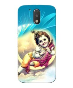 Lord Krishna Moto G4 Mobile Cover