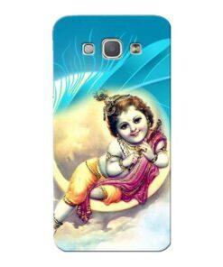 Lord Krishna Samsung Galaxy A8 2015 Mobile Cover