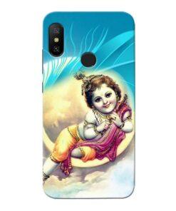 Lord Krishna Xiaomi Redmi 6 Pro Mobile Cover
