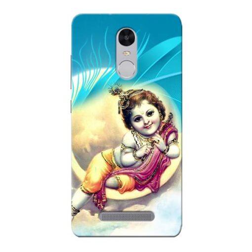 Lord Krishna Xiaomi Redmi Note 3 Mobile Cover