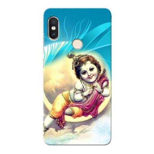 Lord Krishna Xiaomi Redmi Note 5 Pro Mobile Cover