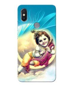 Lord Krishna Xiaomi Redmi Y2 Mobile Cover