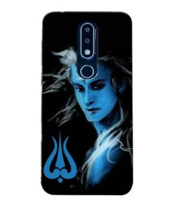 Mahadev Nokia 6.1 Plus Mobile Cover