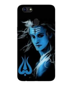 Mahadev Oppo F5 Mobile Cover