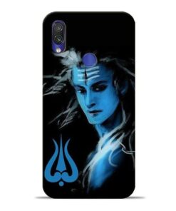 Mahadev Xiaomi Redmi Note 7 Mobile Cover
