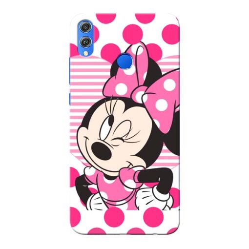 Minnie Mouse Honor 8X Mobile Cover