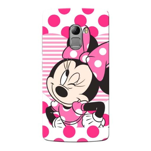 Minnie Mouse Lenovo Vibe K4 Note Mobile Cover