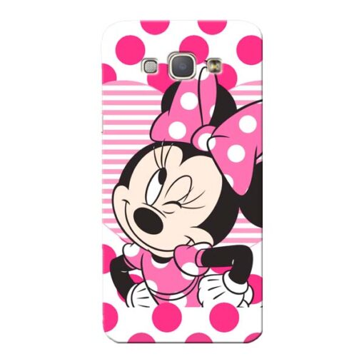 Minnie Mouse Samsung Galaxy A8 2015 Mobile Cover