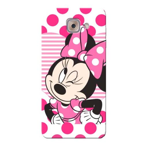Minnie Mouse Samsung Galaxy J7 Max Mobile Cover