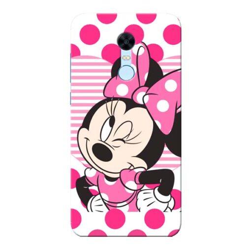 Minnie Mouse Xiaomi Redmi Note 5 Mobile Cover