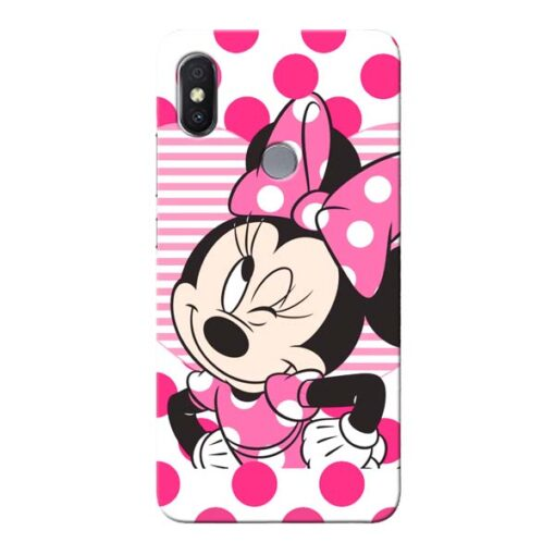 Minnie Mouse Xiaomi Redmi S2 Mobile Cover