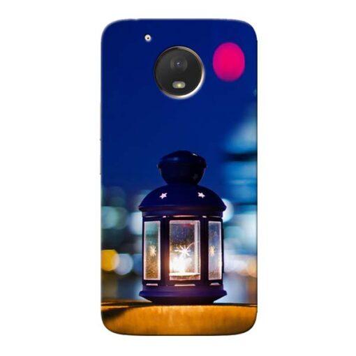 Mood Lantern Moto E4 Plus Mobile Cover