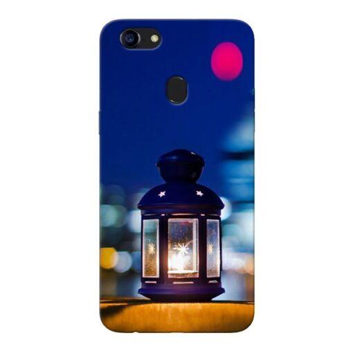 Mood Lantern Oppo F5 Mobile Cover