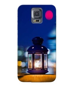 Mood Lantern Samsung Galaxy S5 Mobile Cover