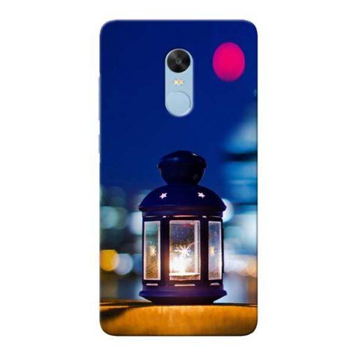 Mood Lantern Xiaomi Redmi Note 4 Mobile Cover