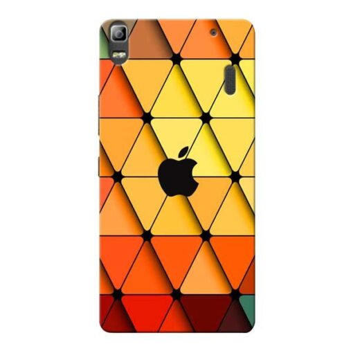Neon Apple Lenovo K3 Note Mobile Cover