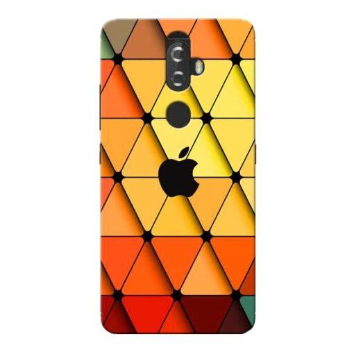 Neon Apple Lenovo K8 Plus Mobile Cover