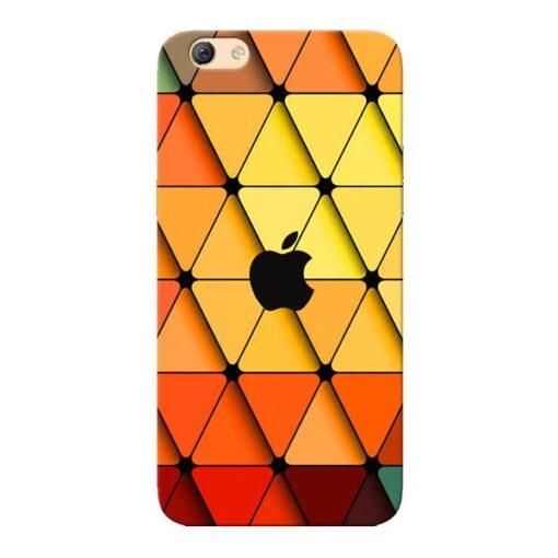 Neon Apple Oppo F3 Mobile Cover