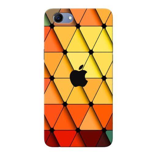 Neon Apple Oppo Realme 1 Mobile Cover