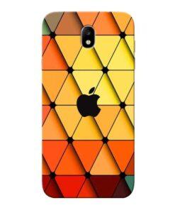 Neon Apple Samsung Galaxy J7 Pro Mobile Cover