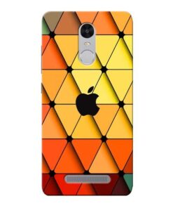 Neon Apple Xiaomi Redmi Note 3 Mobile Cover