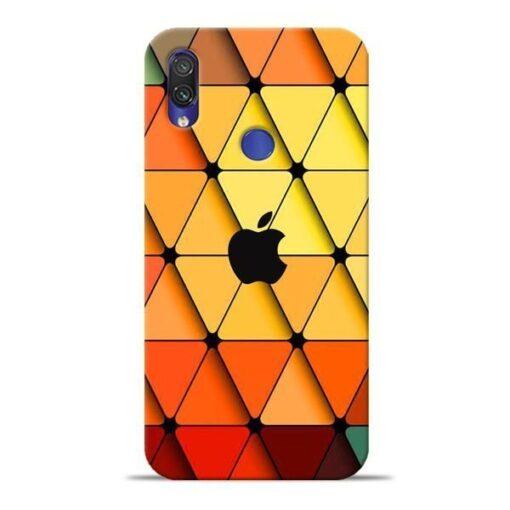 Neon Apple Xiaomi Redmi Note 7 Mobile Cover