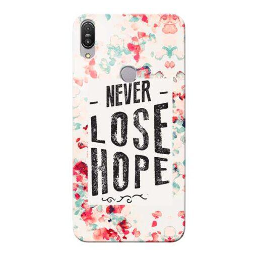 Never Lose Asus Zenfone Max Pro M1 Mobile Cover