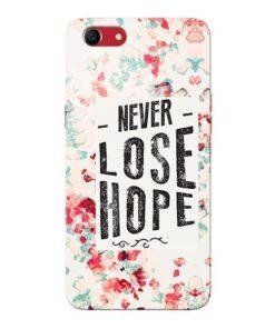 Never Lose Oppo A83 Mobile Cover