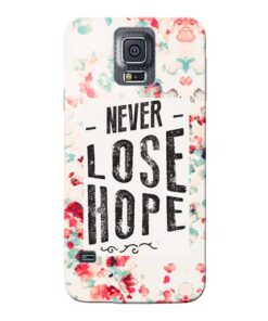 Never Lose Samsung Galaxy S5 Mobile Cover