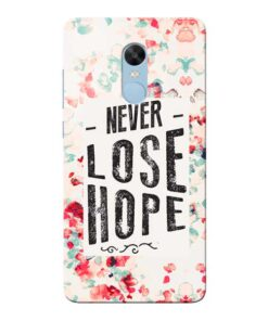 Never Lose Xiaomi Redmi Note 4 Mobile Cover